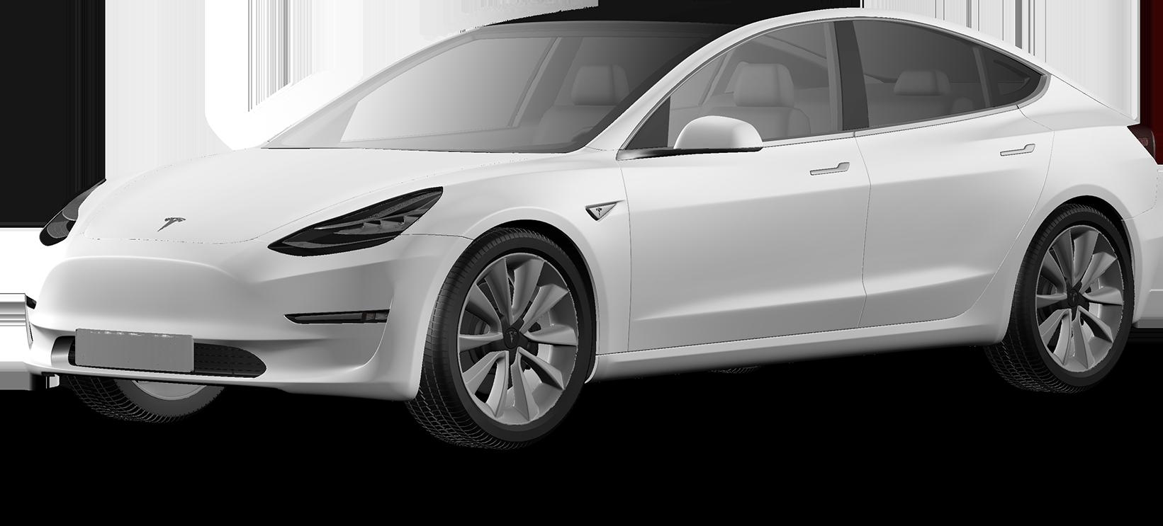 Tesla vehicle