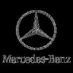Mercedes Benz Car Badge
